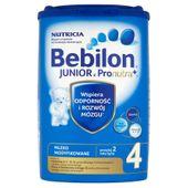 Bebilon 4 Mleko modyfikowane Junior po 2. roku życia 800g