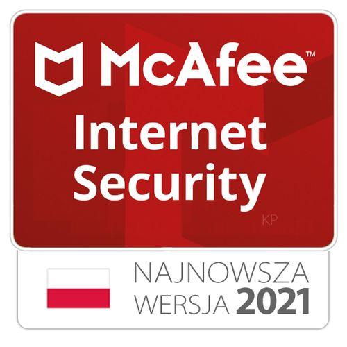 McAfee Internet Security 1PC / 1rok na Arena.pl