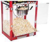 Maszyna do popcornu - czarny daszek Royal Catering RCPS-16E zdjęcie 10
