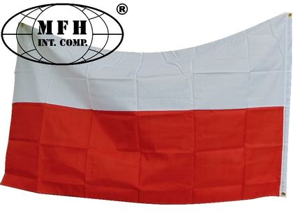 FLAGA POLSKA 150 x 90 cm