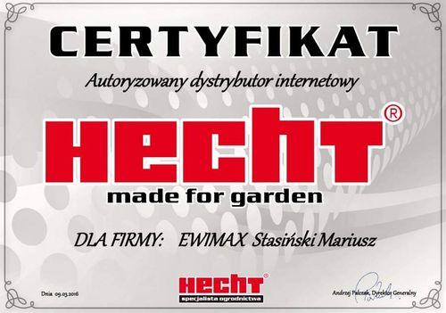 HECHT 8001021 ZESTAW RUR DYSTANSOWYCH DO GLEBOGRYZARKI HECHT 785, 790, 795, 790BS  EWIMAX - OFICJALNY DYSTRYBUTOR - AUTORYZOWANY DEALER HECHT na Arena.pl