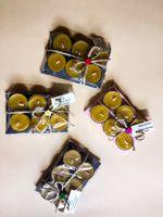 Zestaw 6 tealight (świeczki) w pięknym opakowaniu