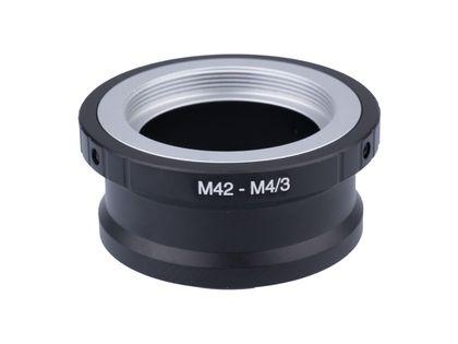 ADAPTER redukcja M42 na micro M4/3 M43 + klucz