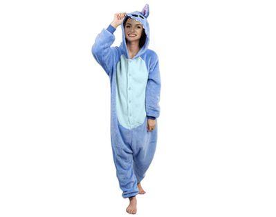 Stitch Kigurumi Onesie dres piżama kombinezon M