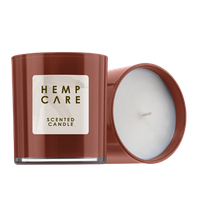 HEMP CARE Świeca zapachowa 150g