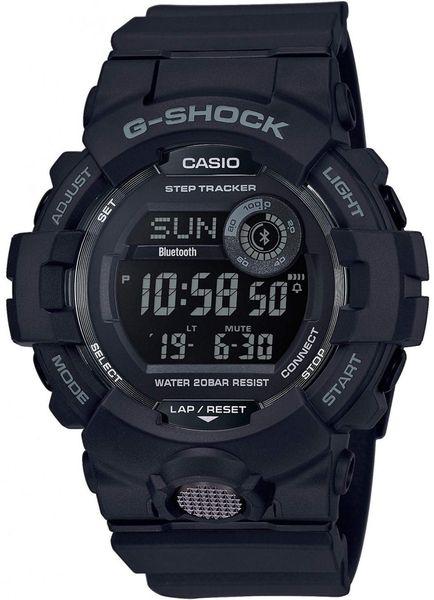 Zegarek Casio G-SHOCK GBD-800-1BER bluetooth smart zdjęcie 1