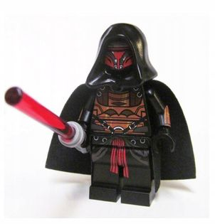 MEGA figurka Star Wars Darth REVAN +karta lego