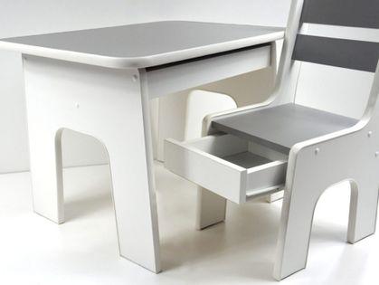Stolik z krzesłami dla dzieci - RÓŻNE KOLORY