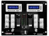 Mikser z bluetooth, USB, mic Voice Kraft VK-2060