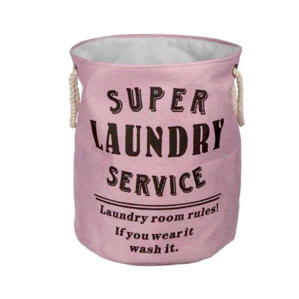 afb1f2e4d4f375 Torba na Pranie Super Laundry Service Wagon Trend Szary • Arena.pl