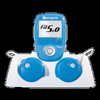Elektrostymulator Compex FIT 5.0 + Motor Point Pen + Żel + Opaski