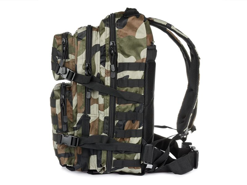 Bag Street Plecak Turystyczny Taktyczny duży S70 zdjęcie 1