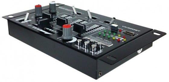 Mikser z bluetooth, USB I mic. Voice Kraft VK-300BT zdjęcie 4