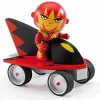 DJECO Figurka Firebird z Pojazdem - Arty Toys