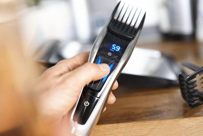Maszynka do strzyżenia Philips Hairclipper series 9000 HC9450/15 Czarny zdjęcie 12