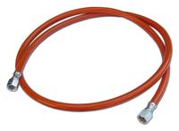 """Wąż do gazu propan-butan ze złączami 2xGW 1/4"""" 150cm"""