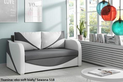 Sofa rozkladana KUBA 3os.amerykanka NAJWIEKSZA