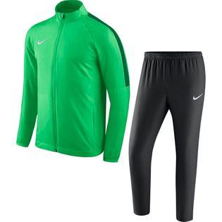 Dres męski Nike M Dry Academy 18 Woven Tracksuit zielono-czarny 893709 361 S