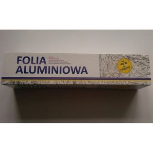 FOLIA ALUMINIOWA 1KG GASTRONOMICZNA