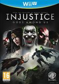 Injustice Gods Among US Nintendo Wii U