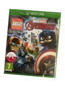 Lego Marvel Avengers (XBOX ONE) PO POLSKU