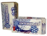 Enterosgel w saszetkach 10x15g oczyszczanie BratPL