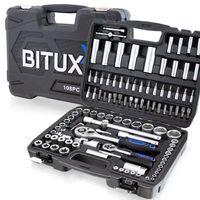 13372 Zestaw w walizce narzędziowy narzędzia klucze do warsztatu