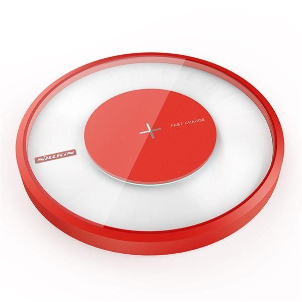 Ładowarka Nillkin Wireless Magic Disk 4 LE - Red zdjęcie 4