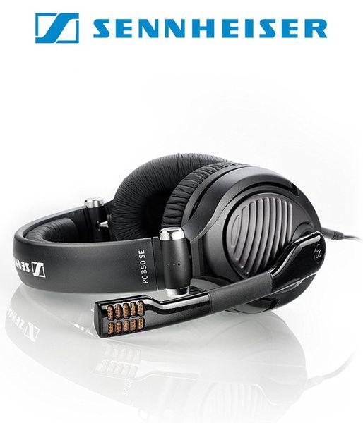 Słuchawki gamingowe Sennheiser PC 350 Special Edition Kolor - Czarny zdjęcie 3