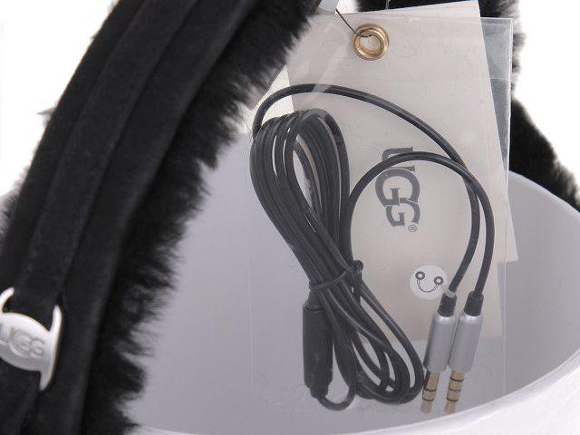 Nauszniki UGG W Classic Tech Earmuff 17399-BLK zdjęcie 5