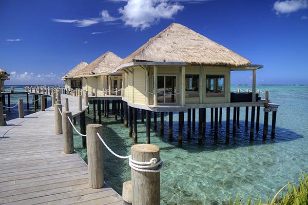 Wyspy Samoa - Plaża Rozmiar - 120x80 zdjęcie 1