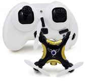 Micro Dron Quadrocopter CX-10C Aparat Kamera Czarny Z166C