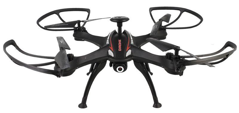 DRON EVOSTAR Explorer RQ77-14W z Kamerą WiFi 6Axis 3Aku Czarny Z25C zdjęcie 5