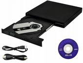 Zewnętrzny napęd CD-R/RW/DVD-ROM USB nagrywarka CD zdjęcie 10