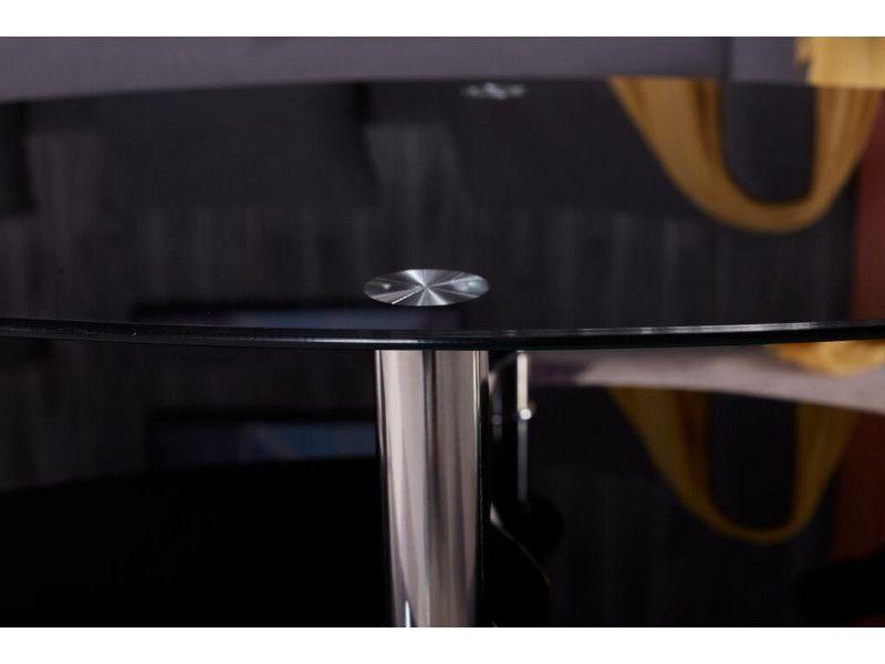 Stolik kawowy ława szklana stoliki szklane salon 110x60 blat górny 8mm zdjęcie 6