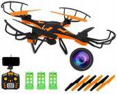 Dron OVERMAX X Bee drone 3.1 Kamera WiFi + 3 akumulatory V05C