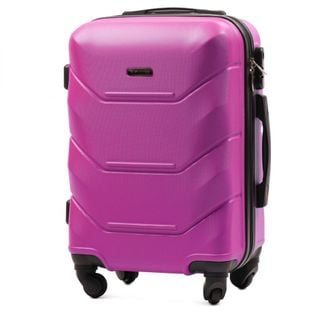 Mała kabinowa walizka KEMER WINGS 147 XS Różowa