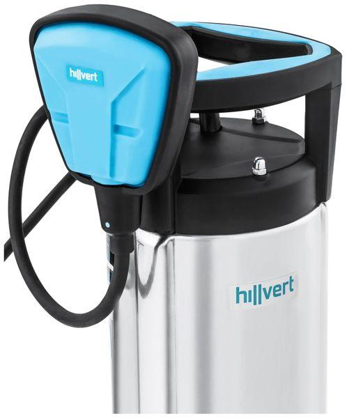 Pompa zanurzeniowa 1100W 15000 l/h stal hillvert HT-ROBSON-SP1100DWB zdjęcie 4