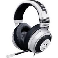 Zestaw słuchawkowy Razer Kraken, Stormtrooper Ed. (RZ04-02830600-R3M1) Czarny/Biały