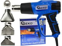 Opalarka elektryczna 2000W 3 biegi 4 dysze Geko G80283