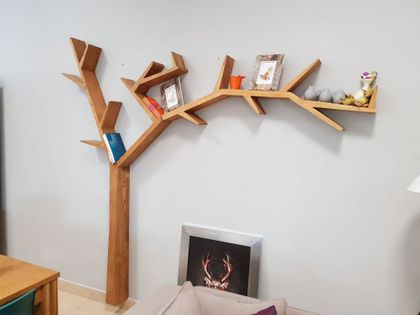 Półka POPRAD drzewo !!! TOP MEBLE !!!