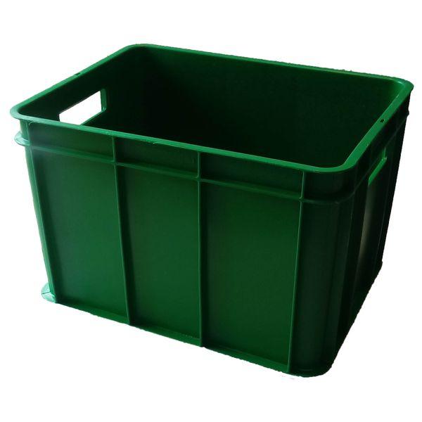 Skrzynka plastikowa magazynowo transportowa 400x300x260 mm kolory na Arena.pl