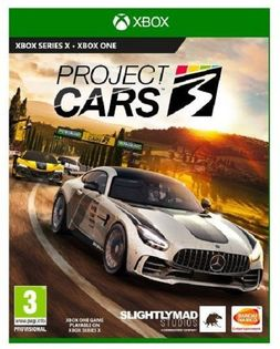 Gra Project Cars 3 PL (XONE)