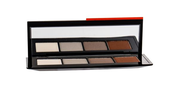 Shiseido Essentialist Eye Palette Cienie do powiek 5,2g 02 Platinum Street Metals
