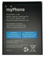 ORYGINALNA BATERIA MYPHONE BM-26 FUN 5 2000mAh