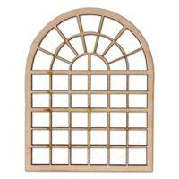 AD963 Duże owalne okno