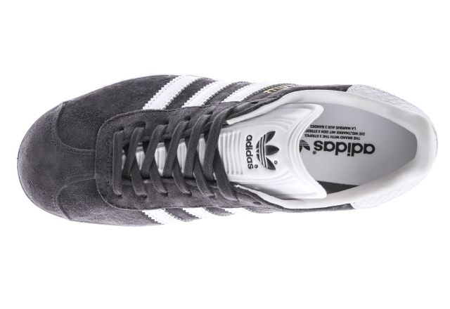 Adidas Gazelle Utility Black/Footwear White BY2851 - 36 2/3 zdjęcie 4