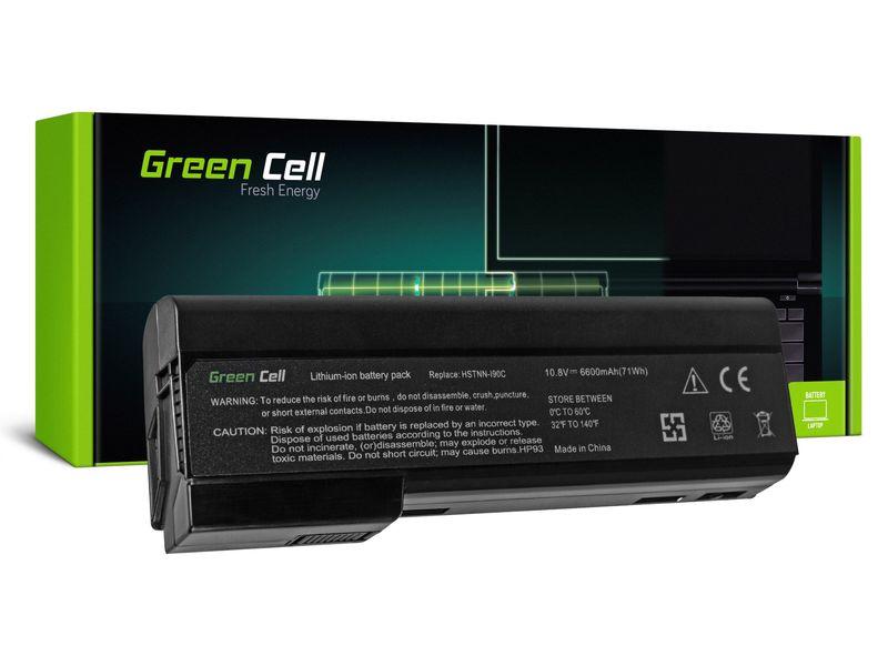 Green Cell Bateria Do Hp Elitebook 8460P Probook 6360B 6460B / 11,1V 6600Mah zdjęcie 1