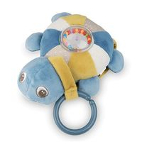 Zabawka edukacyjna z pozytywką i światełkami ŻÓŁW MORSKI niebieski Canpol Babies,