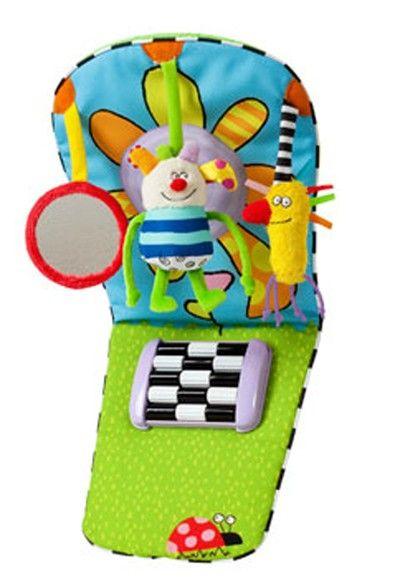 Interaktywny panel do samochodu - Kooky Taf Toys 0m+ zdjęcie 1
